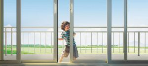 پنجره کشویی , پنجره یو پی یو سی کشویی , پنجره دوحداره کشویی , پنجره دوجداره فولکس واگنی