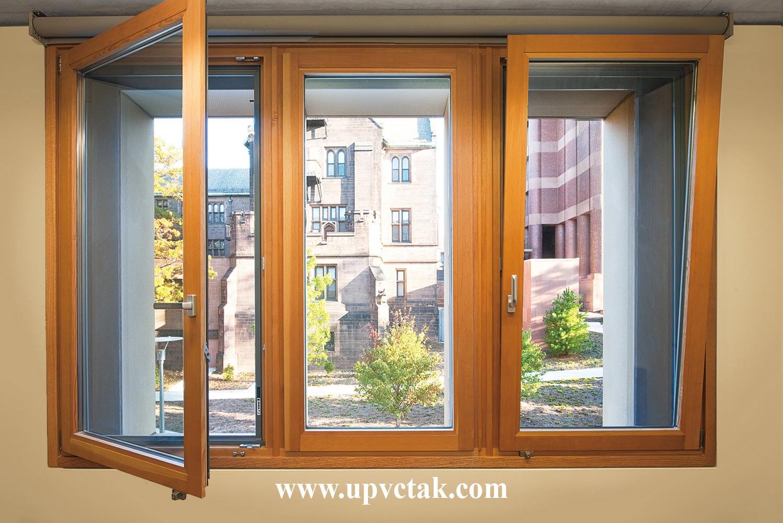 پنجره دوحالته UPVC – انواع پنجره دوحالته – پنجره یو پی وی سی دوحالته