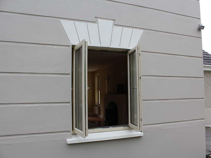 پنجره دو لنگه , پنجره فرانسوی , پنجره یو پی وی سی , پنجره فرانسوی یو پی وی سی